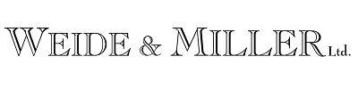 Weide & Miller, Ltd