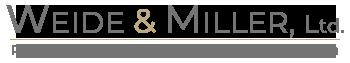 Weide & Miller, Ltd Logo